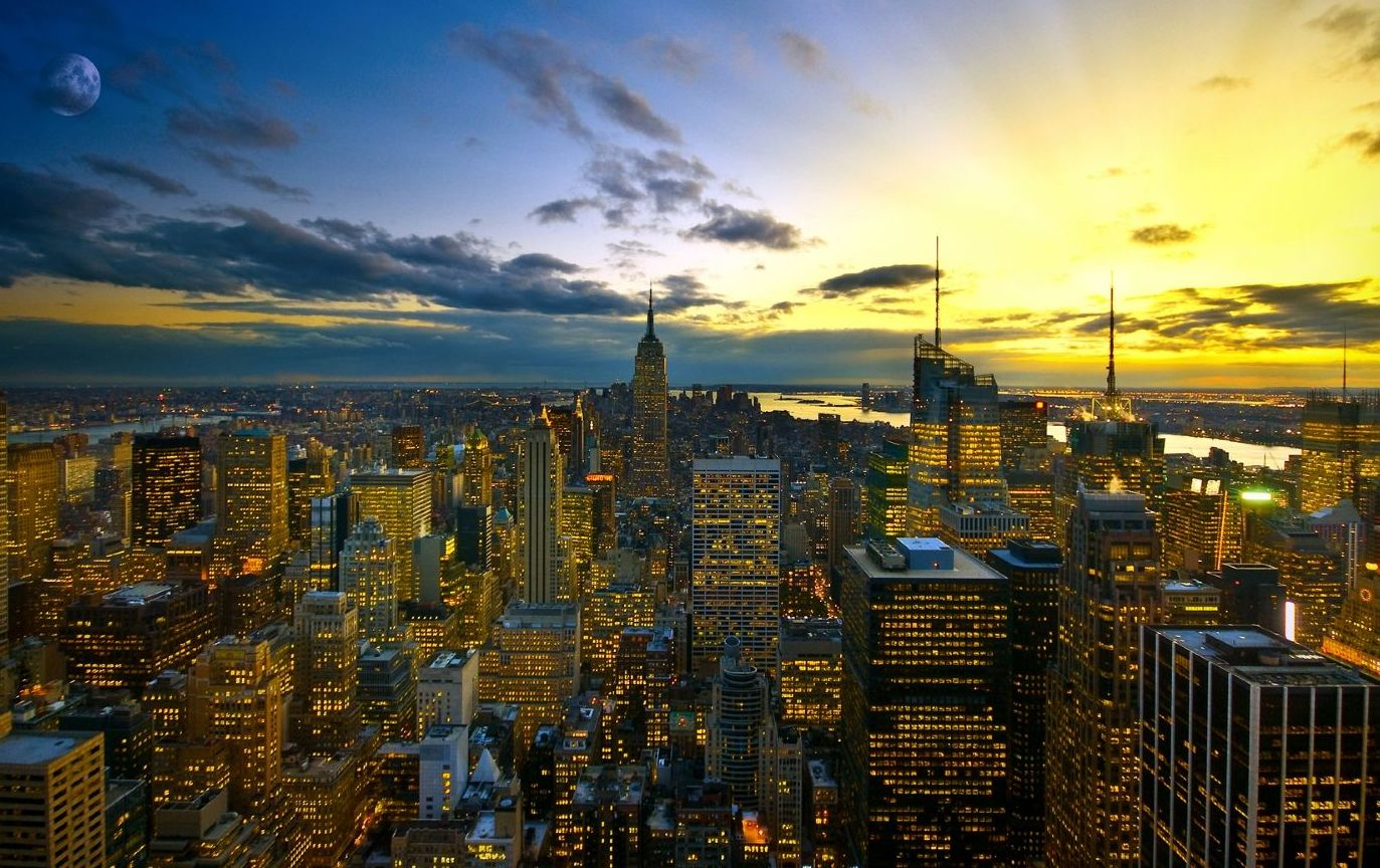 130 Amazing Full HD Cityscapes Wallpapers